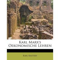 【预订】Karl Marx's Oekonomische Lehren