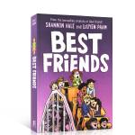 英文原版漫画 最好的朋友 Best Friends Real Friends 2 真正的朋友续集 青少年课外阅读英语绘