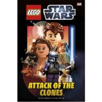[现货]LEGO? Star Wars Attack of the Clones 乐高 星球大战 配图学英语