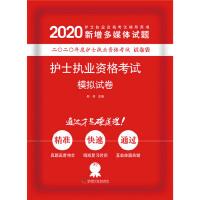 护士执业资格考试模拟试卷 2020版