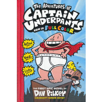 The Adventures of Captain Underpants (Color Edition) 内裤超人历险