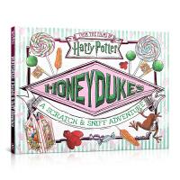 【顺丰速运】英文进口原版 Honeydukes: A Scratch and Sniff Adventure哈利波特系
