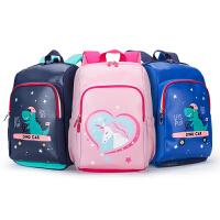 【每满100减50】卡拉羊幼儿园书包男女孩小童包儿童双肩包减负护脊背包CX6111