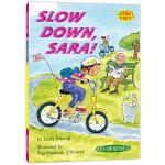 科学全知道:木箱大赛Science Solves It! : Slow Down, Sara!