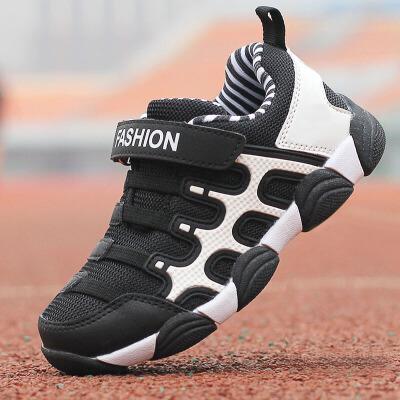 儿童运动鞋男童鞋男童防滑跑步鞋中大童休闲鞋
