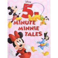 5-Minute Minnie Tales五分钟米奇故事ISBN9781484704523