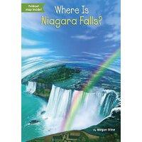【现货】英文原版 Where Is Niagara Falls? 尼亚加拉大瀑布在哪儿? who was/is认知系列