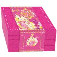 姹紫嫣红芭比新年礼盒