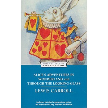 【预订】Alice's Adventures in Wonderland and Through the Looking-Glass 预订商品,需要1-3个月发货,非质量问题不接受退换货。