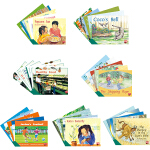 【绿色级别36册大全套】圣智PM彩虹阅读 PM READERS-GREEN L12-15 小学四五年级 6-12岁分级