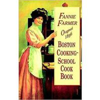 【预订】Original 1896 Boston Cooking-School Cook Book 978048629