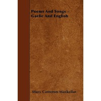 【预订】Poems and Songs - Gaelic and English