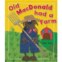 【预订】Old MacDonald Had a Farm