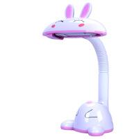 护眼台灯学生儿童小兔子书桌写字卧室床头灯