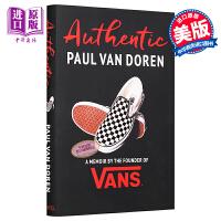 【中商原版】Vans创始人传记:真实的生活 Authentic: A Memoir by the Founder of