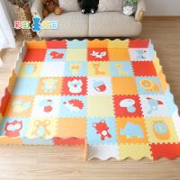 儿童拼接泡沫地垫毯宝宝爬行垫婴儿爬爬垫拼图游戏垫围栏