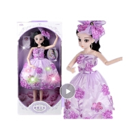 娃娃套装大礼盒女孩公主60厘米多关节叶罗丽衣服凯蒂玩具 官方标配