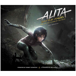 Alita: Battle Angel 阿丽塔.战斗天使 电影艺术制作设计集画册 英文原版