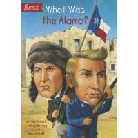 现货 WHAT WAS THE ALAMO?