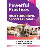 【预订】Powerful Practices for High-Performing Special Educator