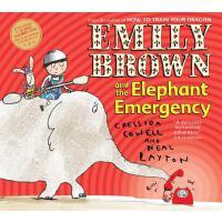 现货 Emily Brown Elephant Emergency