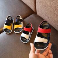 男童凉鞋夏季童鞋软底儿童沙滩鞋男孩凉鞋