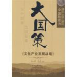 大国策:通向大国之路的中国软实力 文化产业发展战略 9787802087927