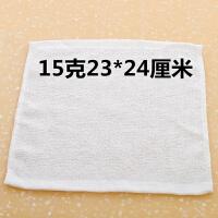 洗脸女白色毛巾婴幼儿童小方巾家用运动浴一次纯面巾饭酒店园y 0x0cm