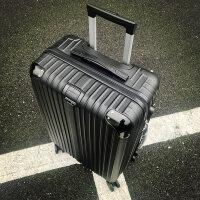 行李箱男士拉杆箱旅行箱包青年潮密码箱皮箱子万向轮韩版24寸28寸 28寸【终身保修 升级金属包角】