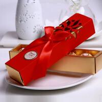 欧式大号喜糖盒袋 宝宝满月庆出生诞生喜糖成品礼盒 结婚婚庆用品礼品 工艺品请帖 48个装
