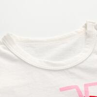 女童短袖套装夏季儿童休闲薄款两件套 宝宝夏装
