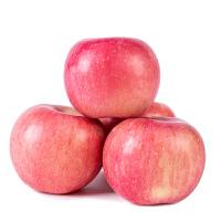 【扶贫消费 顺丰速运】 宁夏红富士苹果生鲜 富硒冰糖心苹果 新鲜水果 果径75-80# 5斤装