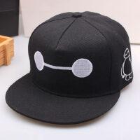 棒球帽街舞帽女士嘻哈帽子韩版男士太阳帽平沿帽户外潮帽时尚休闲