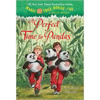 现货 A Perfect Time for Pandas 神奇树屋 Magic Tree House 48
