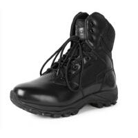 新款运动军迷作战靴男特种兵军靴沙漠靴高帮春季战术靴