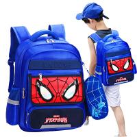 儿童双肩背包防水书包小学生男孩1-3-4-6年级男童6-12周岁