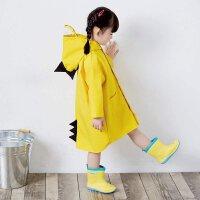 �和�雨衣 小恐���和�雨衣 卡通斗篷�B�w雨衣 小�W生雨披 幼��@�����W生�和��p薄�o味防雨雨衣