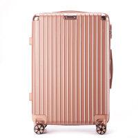 旅行箱万向轮女拉杆箱24寸男潮行李箱密码皮箱韩版