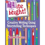 【中商海外直订】Write Right!: Creative Writing Using Storytelling T