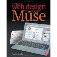 【预订】Creative Web Design with Adobe Muse