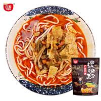 白家陈记螺蛳粉广西柳州特产螺丝粉355g*1袋装冲泡型方便速食米线