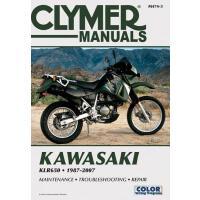 【预订】Kawasaki Klr650 1987-2007