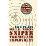 【预订】Special Forces Sniper Training and Employment