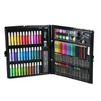 20190130061246343150件儿童绘画套笔装美术油画棒绘画彩笔颜料套装工具培训礼物 水彩画笔一套