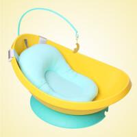 婴儿洗澡盆新生儿可坐可躺通用宝宝浴盆儿童洗澡桶小孩泡澡沐浴盆