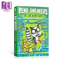 【中商原版】Remy Sneakers Vs. The Robo-Rats Remy Sneakers #1小浣熊雷米1