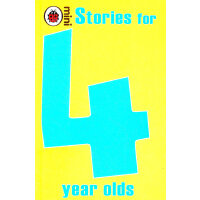 Ladybird:Stories for 4 Year Olds 小瓢虫:四岁宝宝故事书 ISBN 9781846468698
