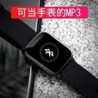 新款手表式mp3全屏�|摸小型便�y式mp4�{牙音�凡シ牌麟S身��W生版mp5迷你小巧mp6小�f�音器�O果wifi可上�W