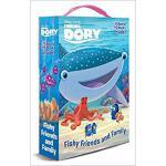 【预订】Finding Dory Friendship Box 9780736435536