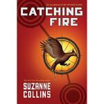 【旧书二手书8成新】饥饿游戏2 燃烧的女孩 Hunger Games 2:Catching Fire 英文原版 Suz